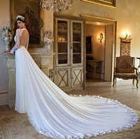 Cheap 2015 Illusion Bridal Gown Best Berta Wedding Gown