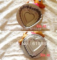 abrasive edge - Heart Shape Molds Waves Edge Cake Stencil Biscuit Molds Ice Cube Baking Abrasives