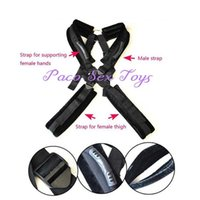 Cheap Free Shipping Sex Swing Fetish Love Position Bondage Restraints Harness Strap Sex Furniture Sex Toys for Couples