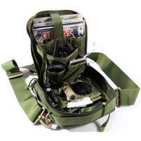 acu purses - ROCO EDC Molle Tactical Single Shoulder Messenger Neatfreak Versipack Tactical Purse Neatfreak Organizer ACU CP