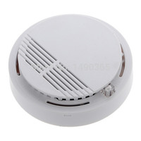 Wholesale Home Security System Wireless Smoke Detector Fire Alarm