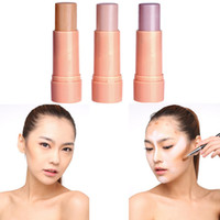 apricot peach - pc Pink Peach Apricot Makeup Shimmer Highlighter Shading Highlighting Cream Pen Pencil For Beauty Makeup Colors
