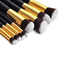 best travel makeup brushes - 8 in Professional Brushs Professional Makeup Set Pro Kits Kabuki Makeup Cosmetics Brush Tools Travel Must Best Gifts HK Free