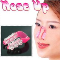 Wholesale 2 Nose Up Shaping Shaper Lifting Bridge Straightening Beauty Clip Clipper
