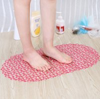 Wholesale 85pcs Anti Slip Shower Mat PVC Massage suckers Non Slip Safety Tube Home ss286