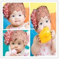 baby payments - Xayakids Hairpin Korean children with exquisite hollowed out wide Hair Flower Pearl Baby Headband Studio Photos hair payment Baby