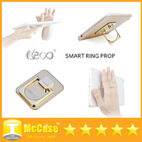 For Samsung tablet cell phone - 360 Rotation ideco Smart Ring Prop Sticky Ring Stand Mount Cell Phone Holder For iPhone S Plus galaxy S6 S5 Note iPad Tablets PC