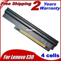 """Cheap High quality- HOT- 4cell Rechargeable laptop battery for Lenovo ThinkPad 42T4812 42T4813 42T4815 57Y4565 Edge 13"""" E30 E31 E311"""