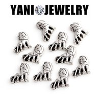 lion charms - 20pcs Colour Floating Lion charms Floating Animal Charms DIY Charms for Memory Glass Living locket
