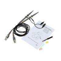 Wholesale P6020 High Precision Oscilloscope Probe Accessories X X MHz Alligator Clip Test Probe