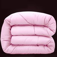Wholesale Hypoallergenic Soft and Fluffiness Down Alternative Comforter batting Insert Light and Warm Suit for Fall Winter