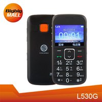 big button cell phone - cell phone ZTEB L530G special for old people with the big buttons fonts and bell inches phone
