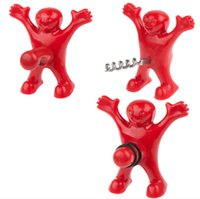 Wholesale Little Red opener creative gifts personalized villain Big Two opener beer bottle opener wine stopper corkscrew