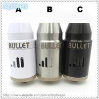 achat en gros de balle rda-Bullet RDA Atomiseurs Rebuildables Gouttes Vaporisateur 1: 1 Clone PEEK Matériel Acier inoxydable Modif.