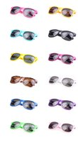 vintage fashion sunglasses - Retro Men Womens Candy Sunglasses Fashion Vintage Unisex Trendy Cool Solid Colors Glasses UV400 Protection Gift