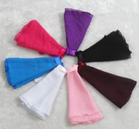 Wholesale Fancy Baby Girls Tutu Skirt Lolita Cake Soft Veil Chiffon Lace Ruffles Princess Party Ballet Dance Clothing