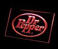 dr pepper - jb Dr Pepper Gifts Product Pub Bar LED Neon Light Signs