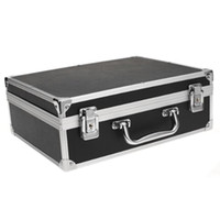 Wholesale Sodial Large Tattoo Kit Carrying Case with Lock Black
