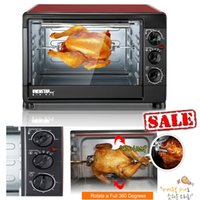 Wholesale Toaster Oven Electric Kitchen Fashion Small Appliance L Electric oven Kitchen appliances