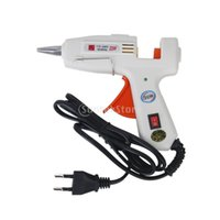 Wholesale Brand New W Hot Melt Electric Mini Glue Gun EU plug