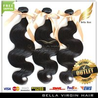 Malaysian Hair 26 inch human hair extensions - Brazilian Hair Weave Body Wave Unprocessed Virgin Hair Indian Malaysian Peruvian Remy Human Hair Extensions PC Double Weft Bundle Hair