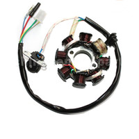 Wholesale 8 Coil Magneto Stator for GY6 cc cc ATV Go Kart Moped Scooter k079 order lt no track