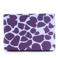 Wholesale Leopard Grain MacBook Protective Case Cover for Apple apple Air Pro Pro Retina quot Multi color Laptop Case Shell Cover B