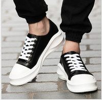 base men shoes - Autumn new tide han edition casual shoes sandals increased male shoes inside the large base platform shoes