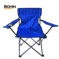 bh ultralight - Hot Selling Armrest Folding Chair Professional Outdoor Silla Camping Fishing Portable Seat Ultralight Alloy Sedia BH ZY0006