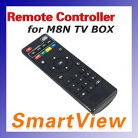 Wholesale 1pc M8N Remote Controller for M8N TV Box XBMC Android TV Box high quality replacement Remote Control for M8N Box