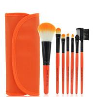 appliance sales - 7Pcs Set Make Up Cosmetic Brush Kit Makeup Brushes for sale Toiletry beauty appliances makeup brush MU