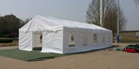 gazebo and canopy - Custom Made Canopy for Party Wedding Outdoor White PVC ClothTent Heavy duty Cater Event Gazebo Pavilion with Side Walls