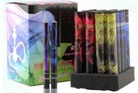 Cheap Hot - Disposable Electronic Cigarette E Shisha Pens 15 Fruit flavor e hookah vapor 5 colors No nicotine EGO Cigarette free shipping