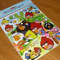 Wholesale Factory direct environmental cartoon PVC PVC paste stickers for children