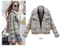 Cheap European 2014 Autumn Winter Jackets Women New Fashion Thick Jacket Wool Coat Women Jacket Manteau Women