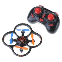 toy rc aircraft - 2 G CH Channel Axis Gyro Mini With RC Remote Control Quadcopter Aircraft Toy AH11