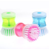 dish detergent - High Quality SUPER Kitchen Cleaning Wash Dish Bowl Pot Liquid Pan Brush Bottle Detergent Cleaner east