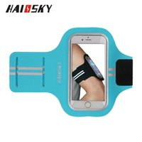 abs edge banding - Practical Lycra Sports Arm band Case Perfect Fit for iPhone s Plus Samsung Galaxy S6 S6 Edge Plus for smartphone up to