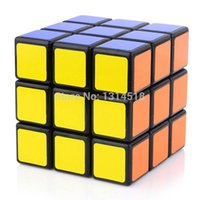 Wholesale Hot Sale layers Three Layers Black Background Puzzle Cube Children s education toy