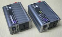 al por mayor transformador inversor 12v-Caliente venta vehículo 500W inversor auto Power Inverter convertidor DC 12V a AC 220V adaptador portátil tensión de transformador de cargadores de coche USB