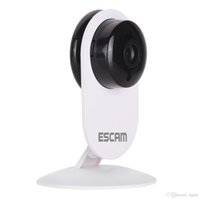 ant audio - ESCAM Ant QF605 mm Lens Rotatable Mini Wireless IP Camera WIFI ONVIF2 Two Way Audio Camera E mail Alarm Motion Detection SUR_122