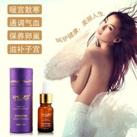 Cheap 2015 SnazII Women Menstrual Period Care,Lady Period Essence Uterus warming Massage Oil,Pain Release Ovarian maintenance