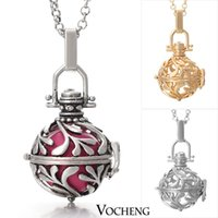 balls - Harmonious ball Mexican Bola Ball Colors Copper Metal Pregnancy Baby Chime Ball in Pendants VA