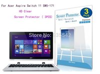 aspire hd - PACK Invisible For Acer Aspire Switch SW5 Inch Laptop Premium Ultra HD Clear Screen Protector Film