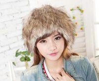 Wholesale Winter Caps Warm Fur Style Christmas New Arrival B8