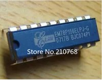 Wholesale ICs original EM78P156ELPJ G EM78P156ELPJ EM78P156 DIP18