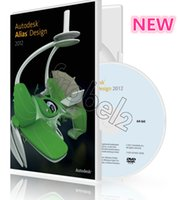 alias - Autodesk Alias Design English bit bit DVD box