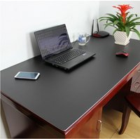 acid resin - mm DIY Mouse pad Mousepad Desk Mat Quality Leather PVC foamed resin No Curling Non reflective Anti Acid
