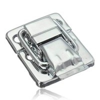 Wholesale OnlyChina Chrome Toggle Latch Catch Chest Flight Case Suitcase Box mm H144