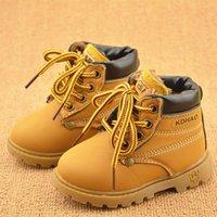 Wholesale Shoes Girls Boys kids kids Martin boots Children boots shoes